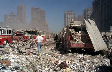 Destruction Of The World Trade Centers